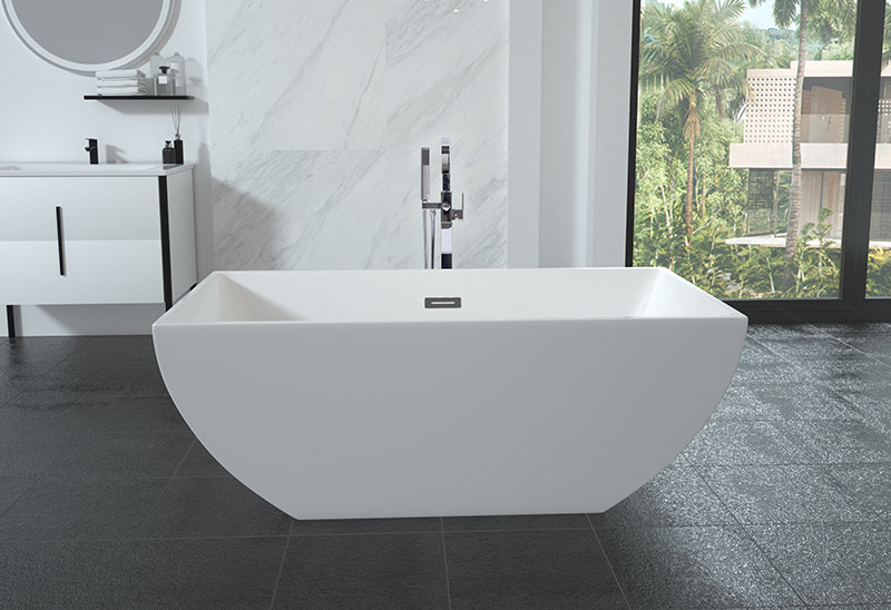 Soaking Freestanding Bath Tub
