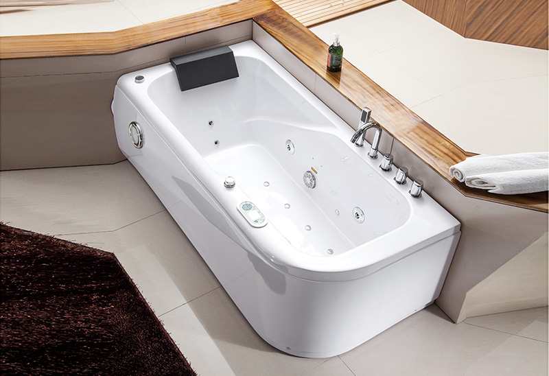 A040 170cm Whirlpool Massage Bathtub
