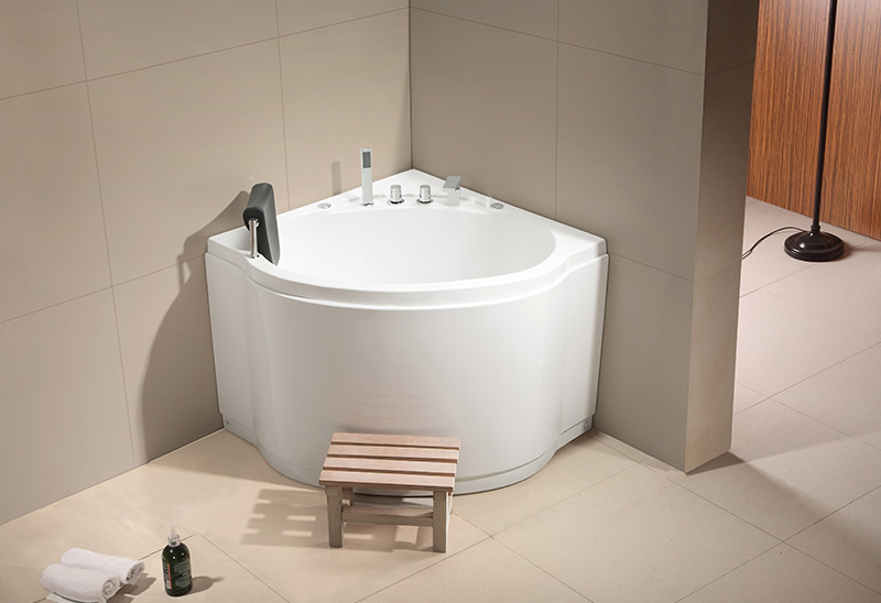 A064 98cm Very Small Whirlpool Bathtub