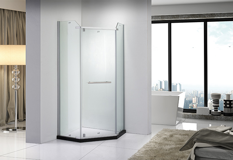 A1008 5/6/8mm Glass Bathroom Shower Box