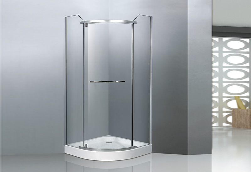A1010 5/6/8mm Glass Bathroom Shower Box Quadrant Enclosures