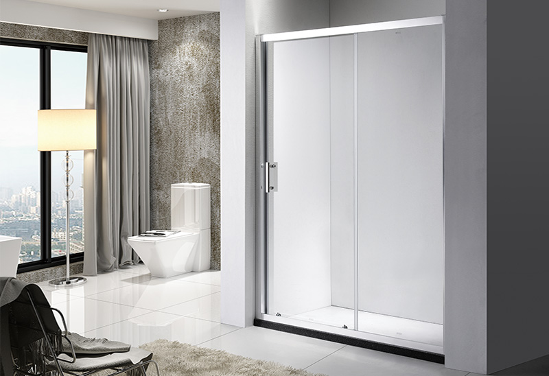 A1541 5/6/8mm Glass Shower Door Sliding