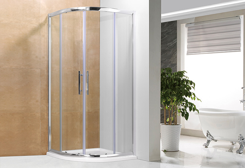 1711 Quadrant Sliding Shower Enclosure