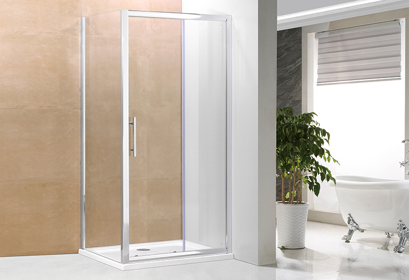 1731 Rectangular Enclosure Sliding Shower Enclosure
