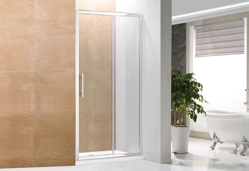 1741 Sliding Shower Door For Shower Room