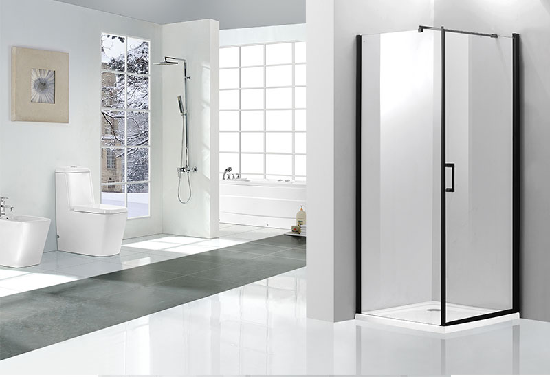 What are the correct maintenance methods for the shower room? (1)