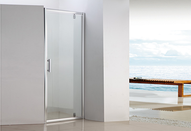 A9074 5/6/8mm Pivot Shower Door