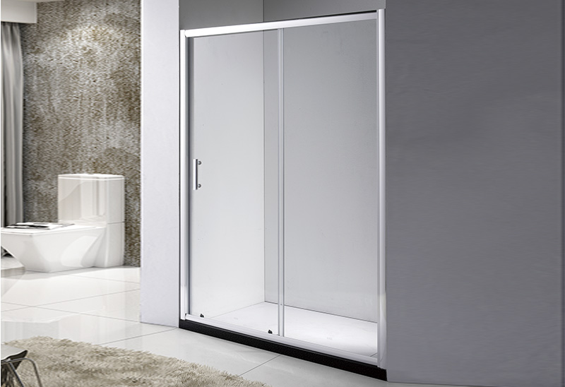 A9076 5/6/8mmSliding Shower Door Screen