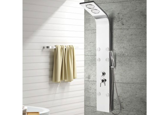 MV-G876 Stainless Steel  Shower Panel