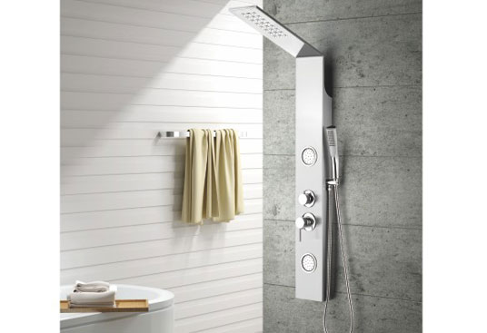 MV-X168 Hot Sale Thermostatic Shower Panel