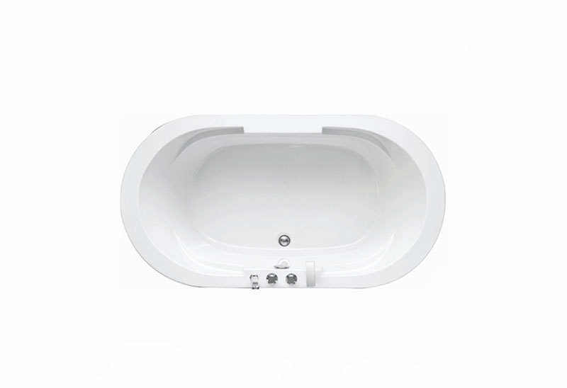 MV066K 170cm Canada Drop-in Bathtub