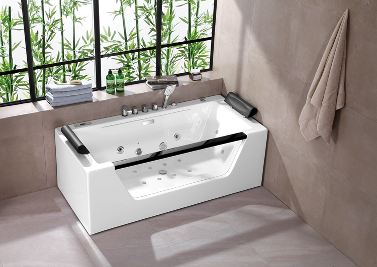 A070 150 170 Whirlpool Massage Bathtub Indoor Jacuzzi