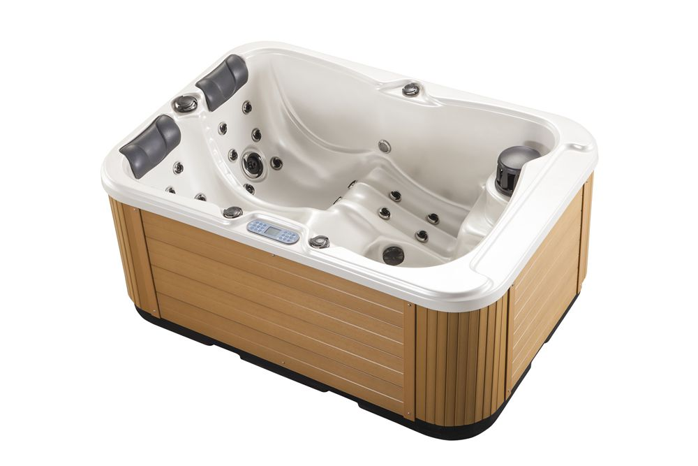 A085 Whirlpool Jacuzzi Outdoor Spa for 2 person