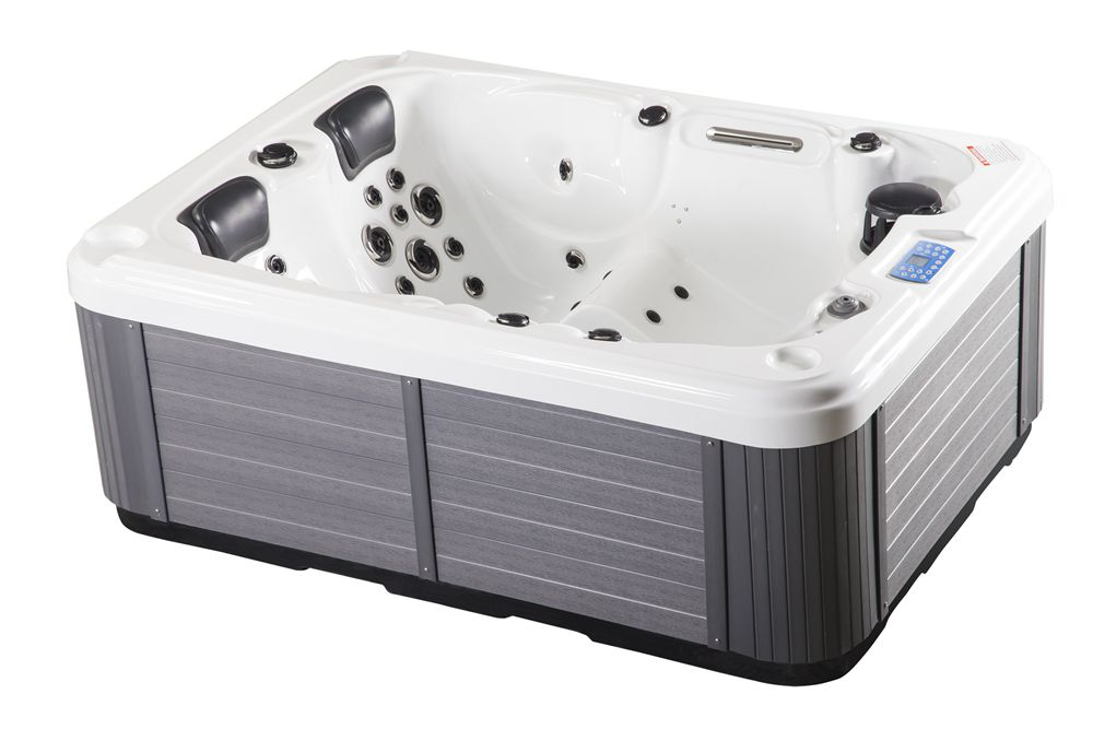 A092 Whirlpool Jacuzzi Outdoor Spa for 2 person
